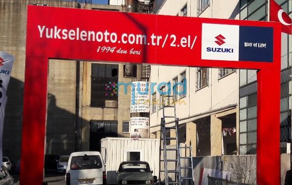 Murad Reklam Totem-giriş-kapısı-tabela-murad-1